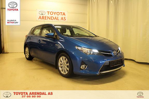 Toyota Auris 1,8 Hybrid E-CVT Active  2013, 93600 km, kr 149000,-