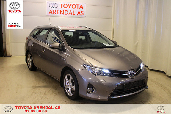 Toyota Auris Touring Sports 1,8 Hybrid Active  2014, 102000 km, kr 169000,-