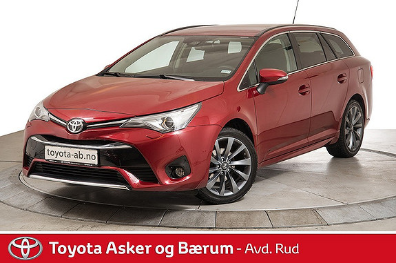 Toyota Avensis Touring Sports 1,8 Active Style M-drive 7S  2017, 32800 km, kr 319000,-