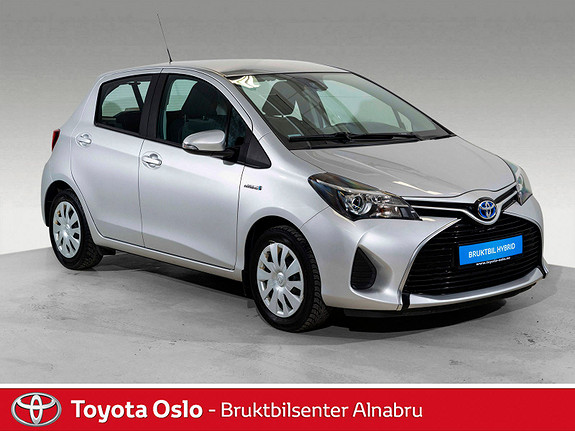 Toyota Yaris 1,5 Hybrid Active S e-CVT Innbyttekampanje  2015, 38516 km, kr 159900,-