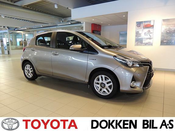 Toyota Yaris 1,5 Hybrid Active e-CVT  2015, 83253 km, kr 149000,-