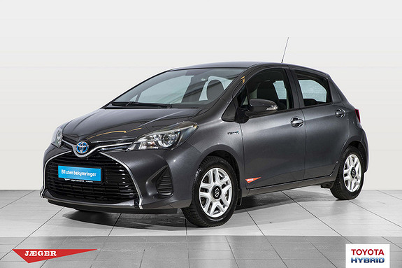 Toyota Yaris 1,5 Hybrid Active e-CVT  2015, 68000 km, kr 165000,-