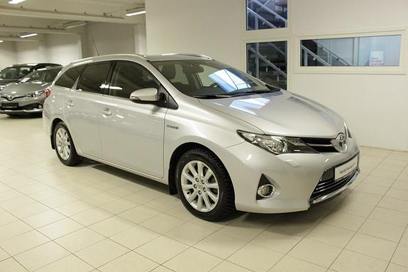 Toyota Auris 1,8 Hybrid E-CVT Executive  2014, 170000 km, kr 154000,-