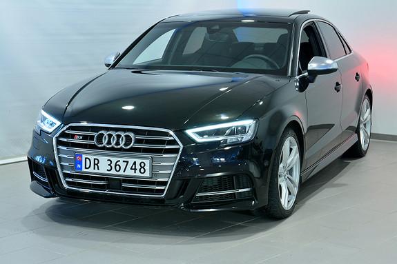 Audi S3 LIM 310 HK TFSI Q/S  2018, 16000 km
