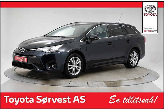 Toyota Avensis Touring Sports 1,8 Active M-drive 7S  2016, 39755 km, kr 279000,-