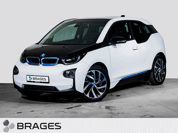 BMW i3 94Ah Fully Charged Edition  2017, 22 500 km, kr 289 000,-