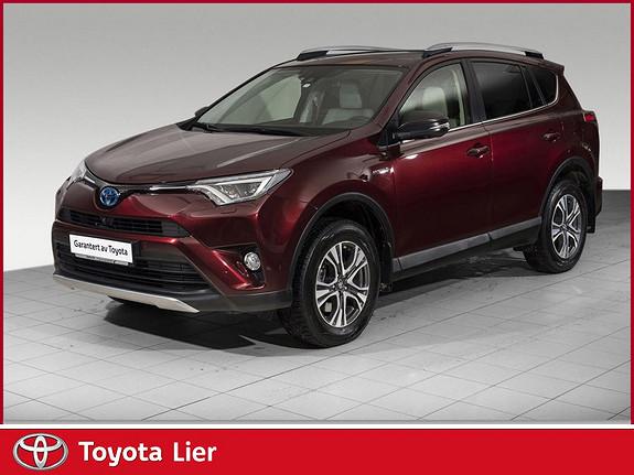 Toyota RAV4 Hybrid AWD Executive PEN BIL. TOPP MODELL  2017, 14800 km, kr 439000,-