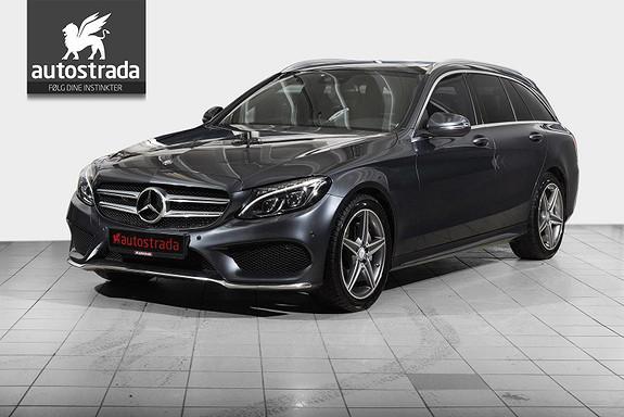 Mercedes-Benz C-Klasse 184hk  4Matic C 200  AMG/Panorama/NAVI++++  2016, 56700 km, kr 429000,-