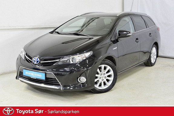 Toyota Auris Touring Sports 1,8 Hybrid Active+  2015, 60 500 km, kr 199 000,-