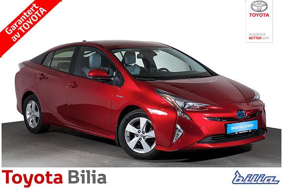 Toyota Prius 1,8 Executive  2016, 34649 km, kr 259900,-