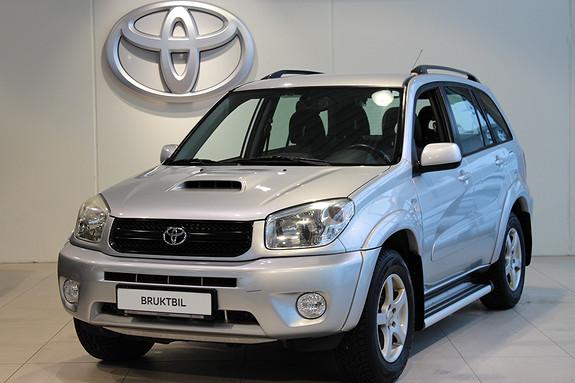 Toyota RAV4 2.0 D-4D 116hk 4x4  2004, 227105 km, kr 74000,-