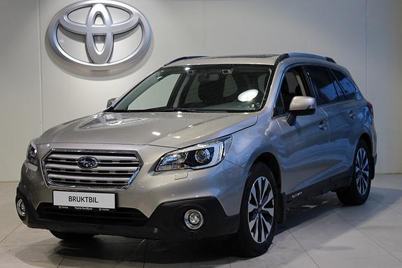 Subaru Outback Sport Premium  2015, 79000 km, kr 325000,-