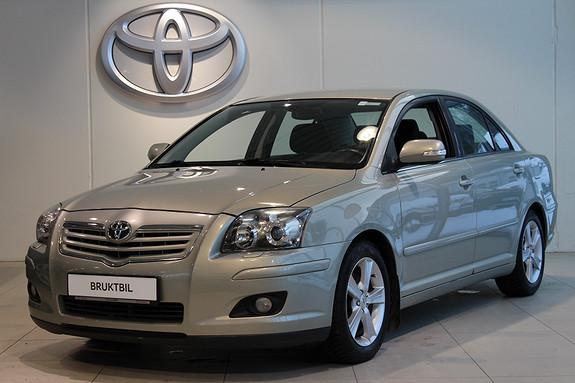 Toyota Avensis 2.0 D-4D 126hk  2007, 215000 km, kr 69000,-