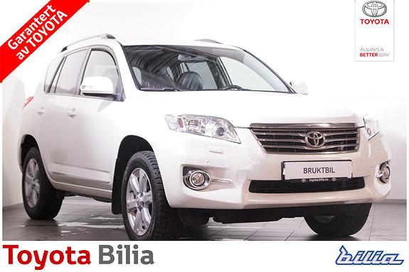 Toyota RAV4 2,0 VVT-i Vanguard Exec.M-drive S  2012, 92353 km, kr 219000,-