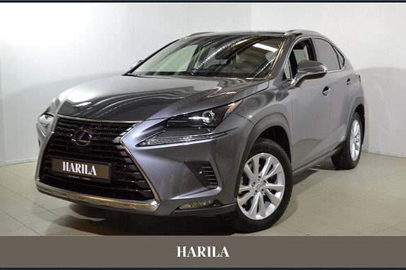 Lexus NX 300h Executive  2018, 11 684 km, kr 579 000,-