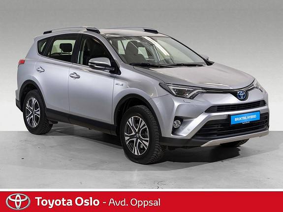 Toyota RAV4 Hybrid AWD Active S SE KM!  2018, 2245 km, kr 434900,-