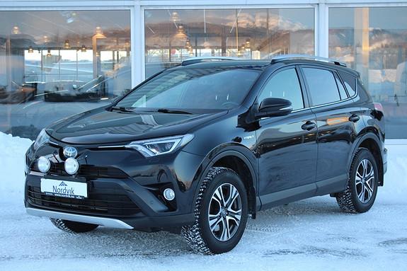 Toyota RAV4 Hybrid 2WD Active Style  2016, 47600 km, kr 349000,-
