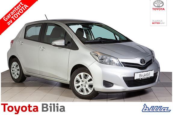 Toyota Yaris 1,0 Active  2013, 39025 km, kr 99900,-
