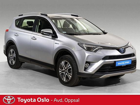 Toyota RAV4 Hybrid AWD Active S Navi, Automat, DAB+,  2018, 8106 km, kr 427900,-