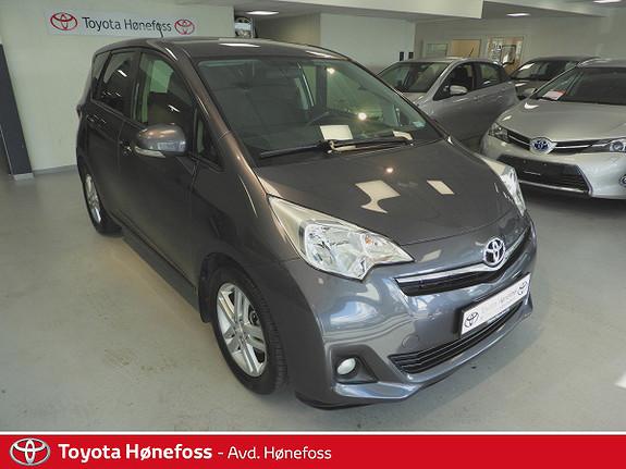 Toyota Verso-S 1,33 Dynamic S&S Multidrive S , hengerfeste, ++  2012, 74400 km, kr 129000,-