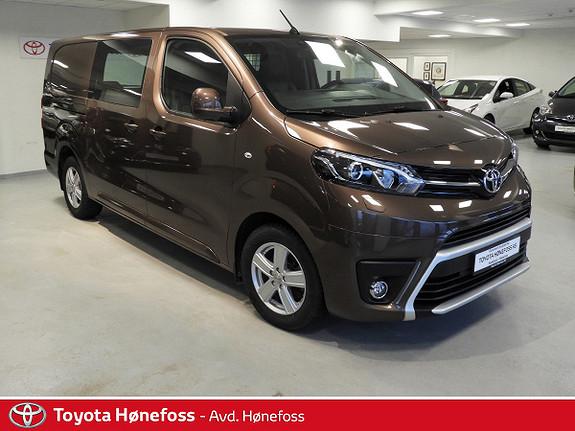 Toyota Proace 2,0 D 122 Comfort L2H1  2017, 22300 km, kr 289000,-