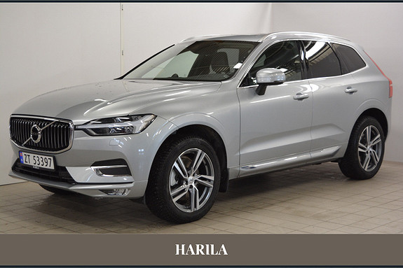 Volvo XC 60 D4 Inscription AWD aut Panorama, Bowers & Wilkins, VOC  2018, 28 900 km, kr 789 000,-