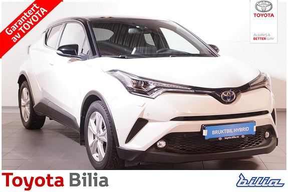 Toyota C-HR 1,8i Hybrid Lounge Tech  2018, 19664 km, kr 334000,-