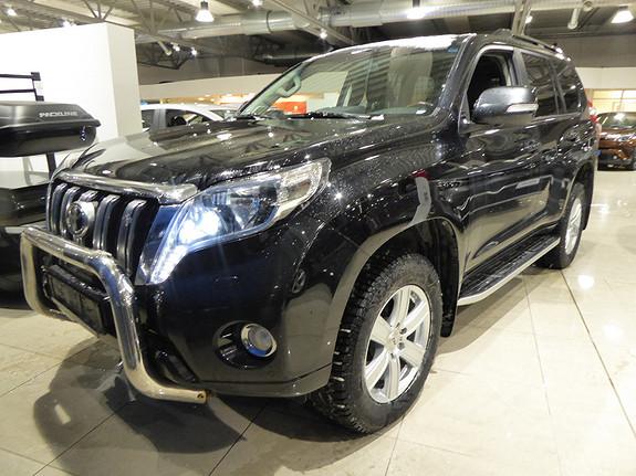 Toyota Land Cruiser 3,0 D-4D GX Aut  2014, 175000 km, kr 369000,-
