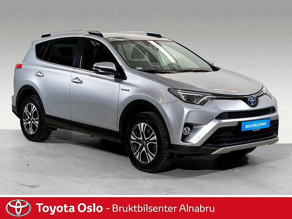 Toyota RAV4 Hybrid AWD 71n Edition SE KM!  2018, 4313 km, kr 454900,-
