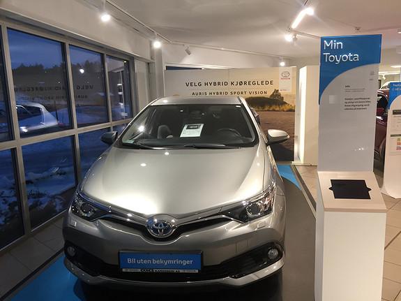 Toyota Auris Aktiv+  2017, 45500 km, kr 256253,-