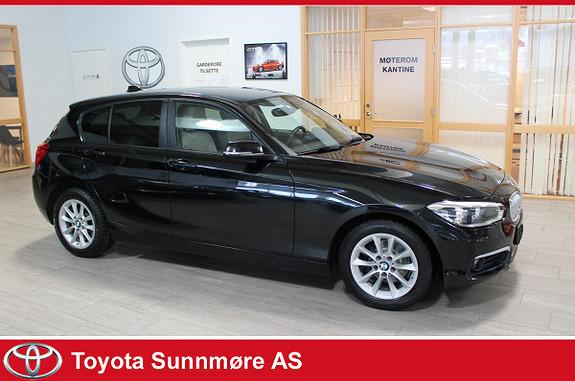 BMW 1-serie 116d aut **NY PRIS!!***  2015, 61275 km, kr 209000,-