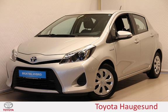Toyota Yaris 1,5 Hybrid Active  2013, 75771 km, kr 129000,-