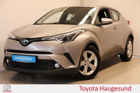Toyota C-HR 1,8i Hybrid Active  2018, 1300 km, kr 309000,-