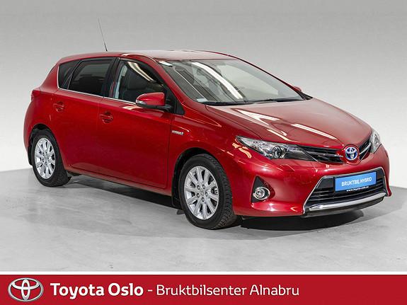 Toyota Auris 1,8 Hybrid E-CVT Active+ SE KM!  2015, 19328 km, kr 209900,-