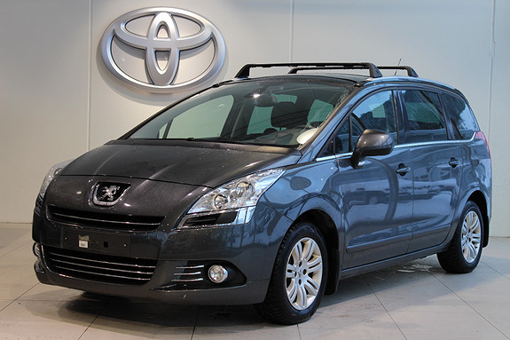 Peugeot 5008 1.6 HDi Premium Pack 7-seter  2010, 142010 km, kr 109000,-