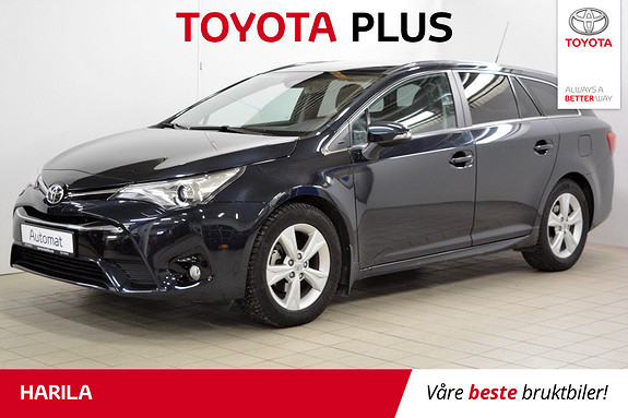 Toyota Avensis Touring Sports 1,8 Active Style M-drive 7S  2017, 43988 km, kr 299000,-