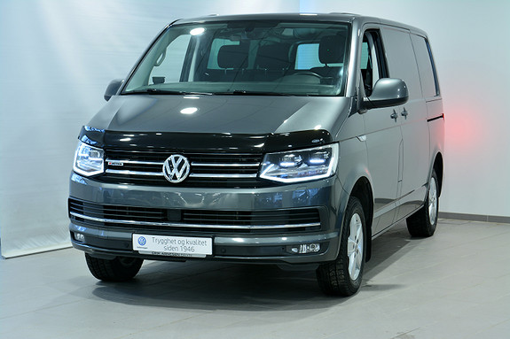 Volkswagen Transporter U/V KORT EXC.150 TDI 4/DSG  2017, 70997 km, kr 359000,-