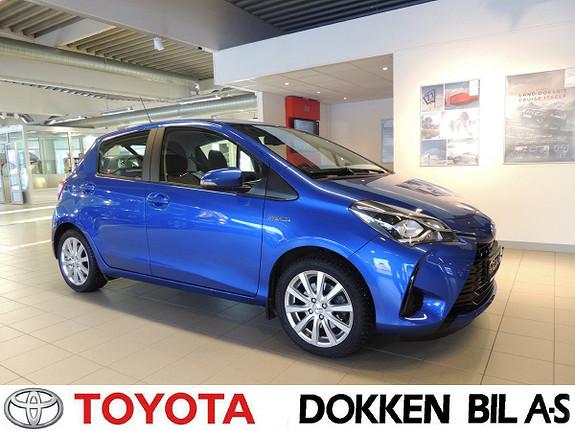 Toyota Yaris 1,5 Hybrid Active Go e-CVT aut  2017, 30889 km, kr 179000,-