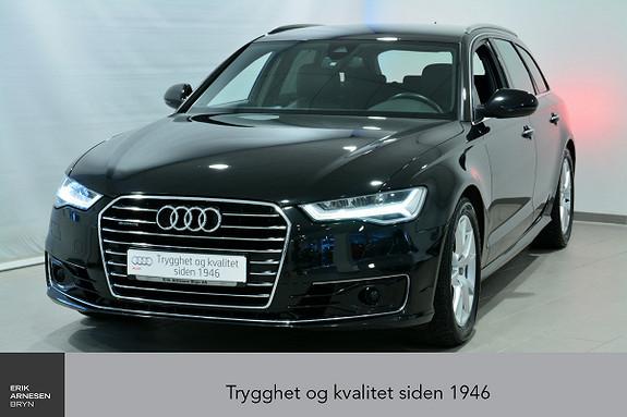 Audi A6 Avant 2,0 TDI 190hk quattro S tronic INNBYTTEKAMPANJE*  2016, 47800 km, kr 479900,-