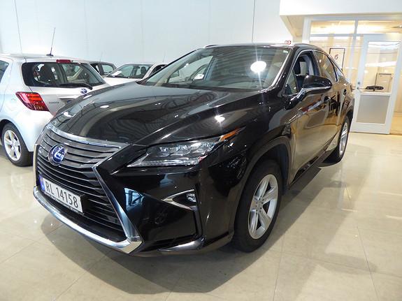 Lexus RX450h Executive  2016, 37000 km, kr 679000,-