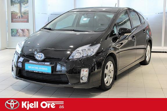 Toyota Prius 1,8 VVT-i Hybrid Executive m/ Tectyl, Navi, Solcelle ++  2010, 115452 km, kr 119000,-