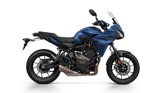 Bilbilde: Yamaha Tracer 700 ABS