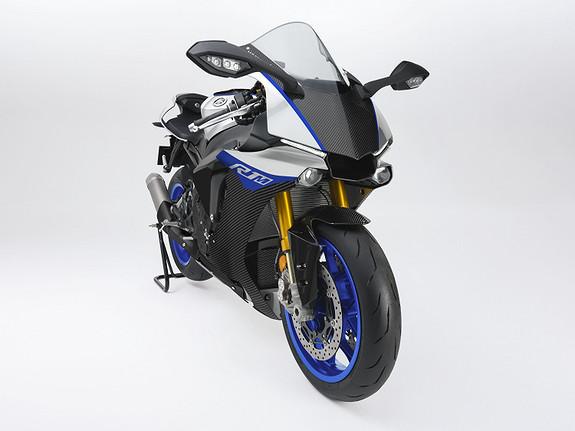 Bilbilde: Yamaha YZF-R1M