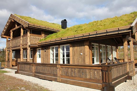 SIMON SANDE – Sirdal – «Storodde» / Norges mest solgte fjellhytte