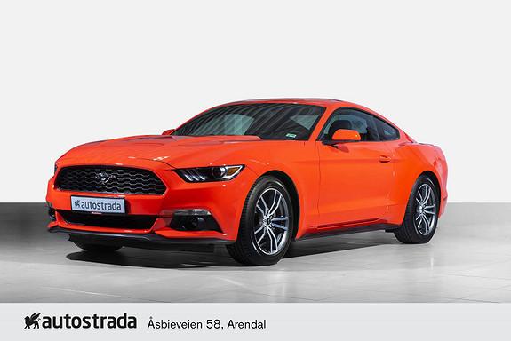 Ford Mustang 2,3 EcoBoost m/ Borla Eksos++
