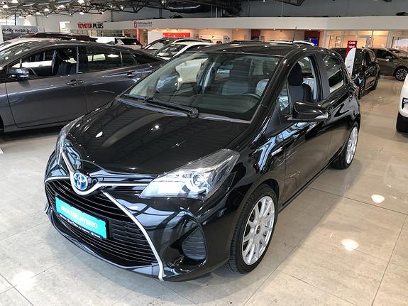 Toyota Yaris 1,5 Hybrid Active e-CVT m/DAB+ & Navi  2014, 50558 km, kr 149000,-