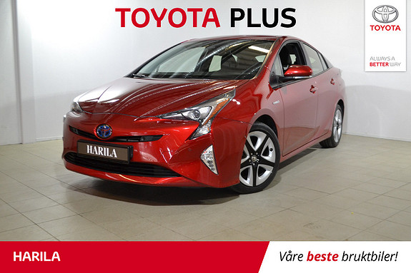 Toyota Prius 1,8 VVT-i Hybrid Executive  2016, 45595 km, kr 239000,-
