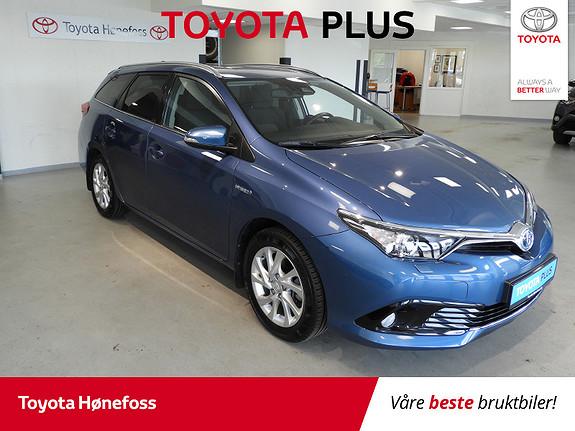 Toyota Auris Touring Sports 1,8 Hybrid Active+ Navi ISO-Fix Ryggekam  2017, 34356 km, kr 229000,-