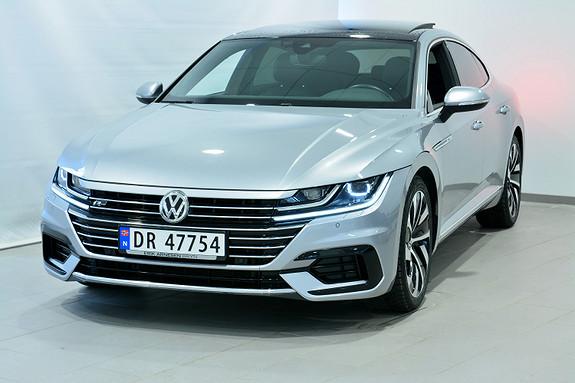 Volkswagen Arteon 150 TSI DSG    EXCL.R  2018, 48000 km, kr 389900,-