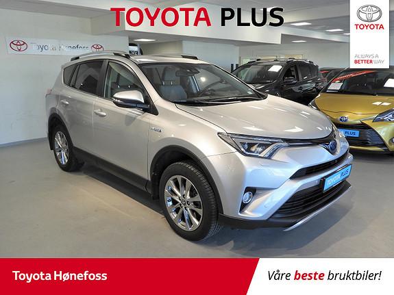 Toyota RAV4 Hybrid AWD Executive Navi, ISO-Fix, H.feste, Cruisec.  2016, 69813 km, kr 359000,-
